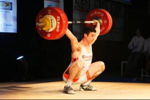Ali EL MOUJOUD 138kg à l'arraché