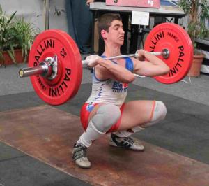 Alexandre GIAMBRONE Minime 56kg