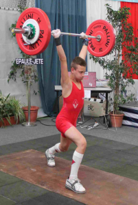 Enzo SERGENT Minime 50kg