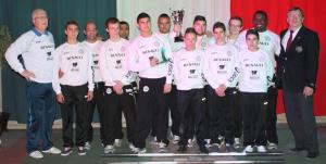 Les équipes de Clermont Sports présentes à la finale nationale de la coupe de France des clubs le 25 mai 2014