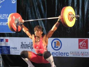 Gaëlle NAYO KETCHANKE Open 75kg