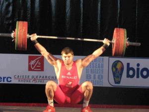 Jean Baptiste BARDIS 85kg