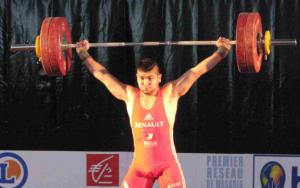 Norik GHAZARYAN Open 77kg
