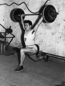 Yvan RANDON en 1956