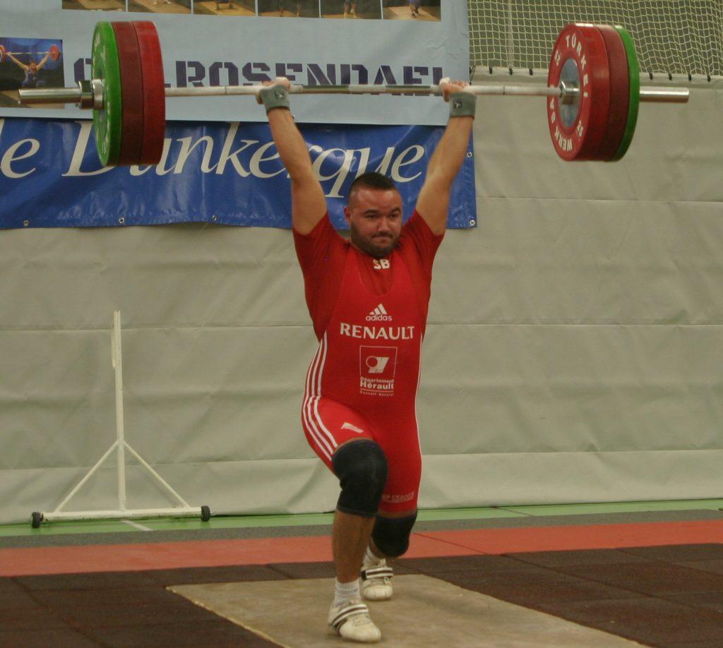 Jeté à 145kg de Sami BIJJI