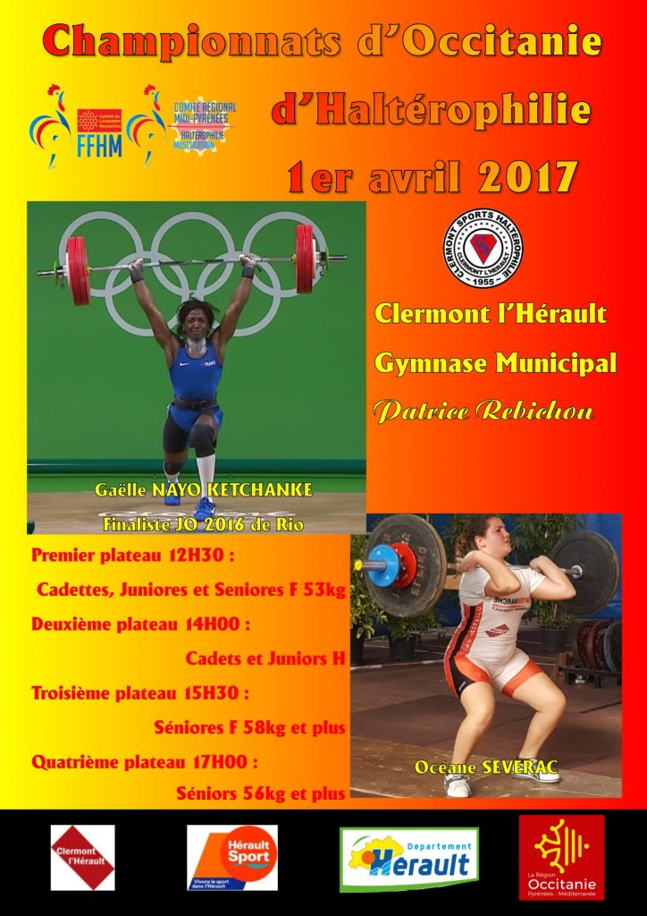 Championnat d'Occitanie 2017