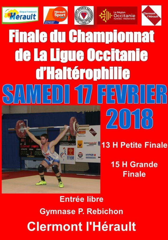 Finale du Championnat Mixte de Ligue